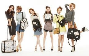 Картинка музыка, девушки, азиатки, Южная Корея, Kpop, DalShabet