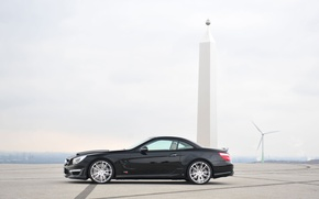 Картинка Mercedes-Benz, Brabus, SL63 AMG, 800 Roadster