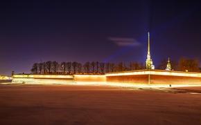 Картинка Питер, Петропавловская крепость St.petersburg, Санк-Петербург