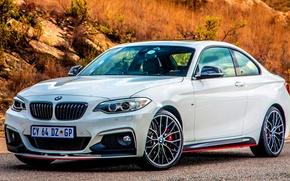Картинка бмв, BMW, F22, Coupe, 2-Series, Performance Accessories