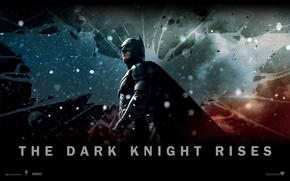 Обои знак, The Dark Knight Rises, Кристиан Бэйл, Темный рыцарь: Возрождение легенды, Batman, Бэтмен, Christian Bale