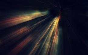 Картинка свет, синий, движение