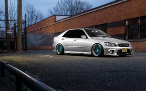Картинка turbo, lexus, wheels, japan, toyota, jdm, tuning, лексус, front, тойота, face, low, altezza, is200, stance, …