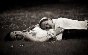 Картинка любовь, забота, теплота, сёстры, Family