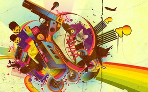Картинка Стиль, хип-хоп, вектор