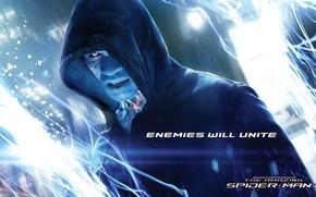 Картинка Electro, The Amazing, Jamie Foxx, Spider Man 2