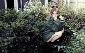 Обои iu, k-pop, музыка, южная корея, девушка