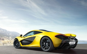 Картинка McLaren, суперкар, гиперкар, P1