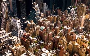 Картинка дома, Нью-Йорк, США, By Vivienne Gucwa, above new york