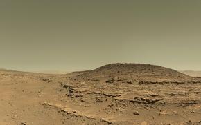 Картинка фото, ландшафт, планета, марс, наса, Opportunity