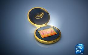 Обои Core i7, Intel, Jewellery Box