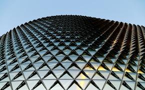 Картинка windows, Australia, architecture, building, structure, construction, Adelaide, North Terrace