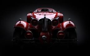 Картинка car, cinema, German, skull, red, fantasy, supercar, design, prototype, Germany, Marvel, movie, Captain America, blade, …