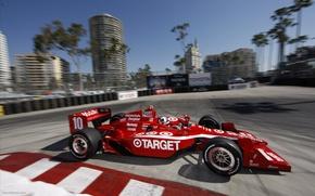 Картинка гонки, США, болид, автоспорт, IndyCar, Honda Racing