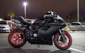Картинка мотоцикл, Ducati, superbike, 848