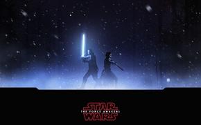 Обои star wars, The Force Awakens, Star Wars: Episode VII - The Force Awakens, Rey, Звёздные ...