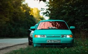 Картинка машина, авто, перед, Lada, auto, 2112, ВАЗ, БПАН, Чебоксары