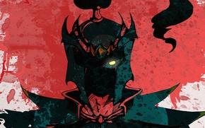 Картинка девушка, кровь, арт, Dota 2, Phantom Assassin, Mortred