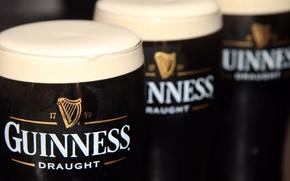 Обои Гиннес, еда, пиво, Guinness
