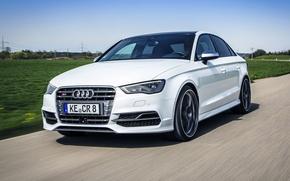 Обои Sedan, ABT, 2014, ауди, Audi, седан