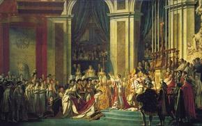 Картинка France, Napoleon, Coronation, Royal