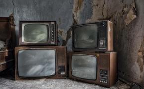 Картинка комната, фон, телевизоры