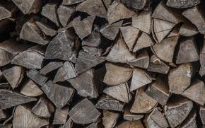 Картинка фон, текстура, дрова
