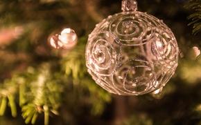 Картинка праздник, игрушка, елка, украшение