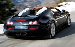 Обои Grand Sport, Vitesse, Bugatti, Veyron