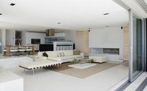 Картинка дизайн, комната, интерьер, гостиная