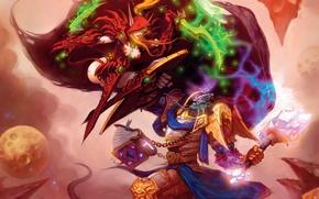 Картинка World of Warcraft, битва, The Burning Crusade