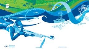 Картинка ванкувер, олимпиада 2010, биатлон