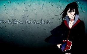 Обои Sasuke, Naruto Shippuuden, Наруто: Ураганные Хроники, Саске Учиха