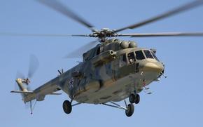 Картинка Вертолет, Ми-8, Миля, АМТШ