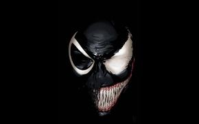 Картинка Marvel, Веном, Venom, Symbiote