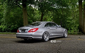 Картинка Mercedes-Benz, CLS 550, d2 forged