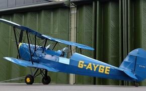Картинка самолет, многоцелевой, Легкий, Stampe, SV-4C