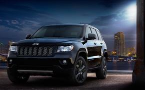 Картинка car, машина, Jeep Grand Cherokee Concept