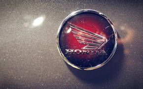 Картинка honda, motorcycle, badge