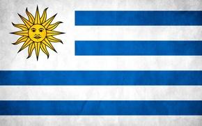 Картинка текстура, флаг, уругвай, flag, Uruguay