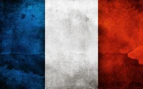 Картинка Франция, флаг, France, flag