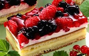 Картинка торт, cream, food, cake, десерт, dessert, сладкое, raspberries, малина, крем, cheesecake, еда, пирожное, blackberry, красная ...