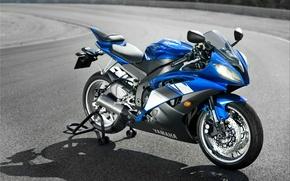 Картинка мотоцикл, yamaha, ямаха, yzf