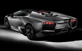 Обои reventon, спорт кар, родстер, Lamborghini
