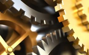 Картинка абстракция, арт, колеса, шестеренки, число, разные, механика, wallpaper., вращения, зубьев, зубчатые, mechanics, преобразования