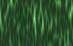 Картинка линии, разводы, текстура, зеленая