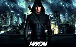 Картинка arrow, green arrow, oliver queen, stephen amell