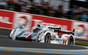 Картинка Audi, Le Mans 2013, R18 E-Tron Quattro
