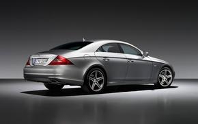 Обои Benz, mercedes, CLS 350