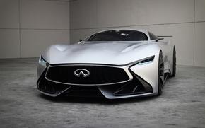 Картинка Concept, концепт, Infiniti, Vision, инфинити, Gran Turismo, 2014